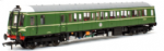 Dapol 4D-015-008 Class 122 BR Green Speed Whiskers 55018